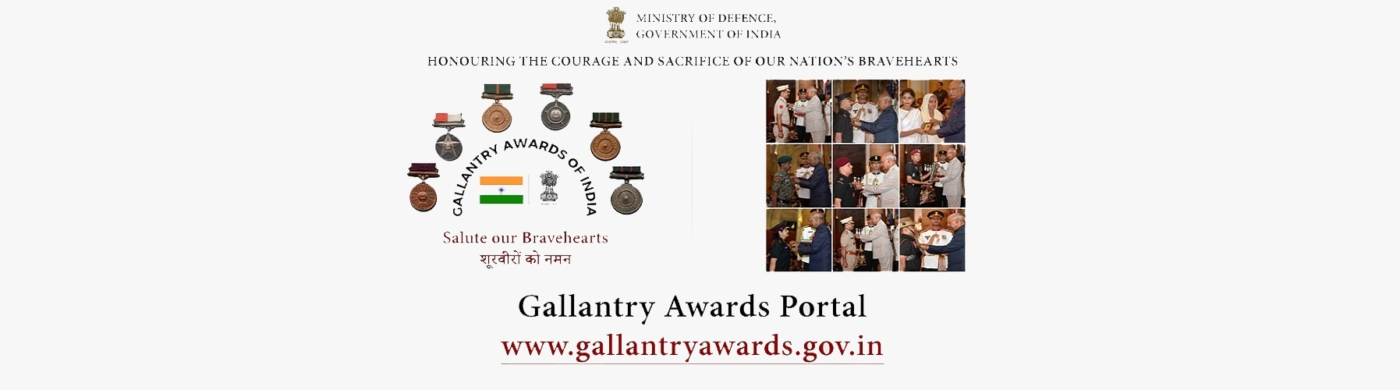 Click to open Gallantry awards pa